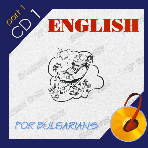 English for Bulgarians - Part one - 3CD
