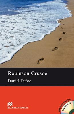 Robinson Crusoe+ CD.Ниво Pre-Intermediate