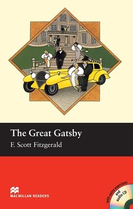 The Great Gatsby+CD.Ниво Intermediate