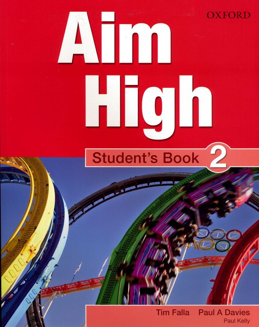 Оксфорд Aim High 2 Student Book