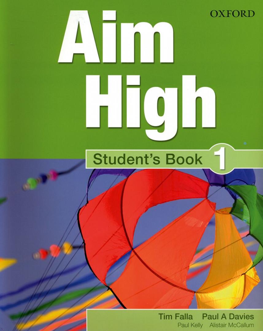 Оксфорд Aim High 1 Student Book
