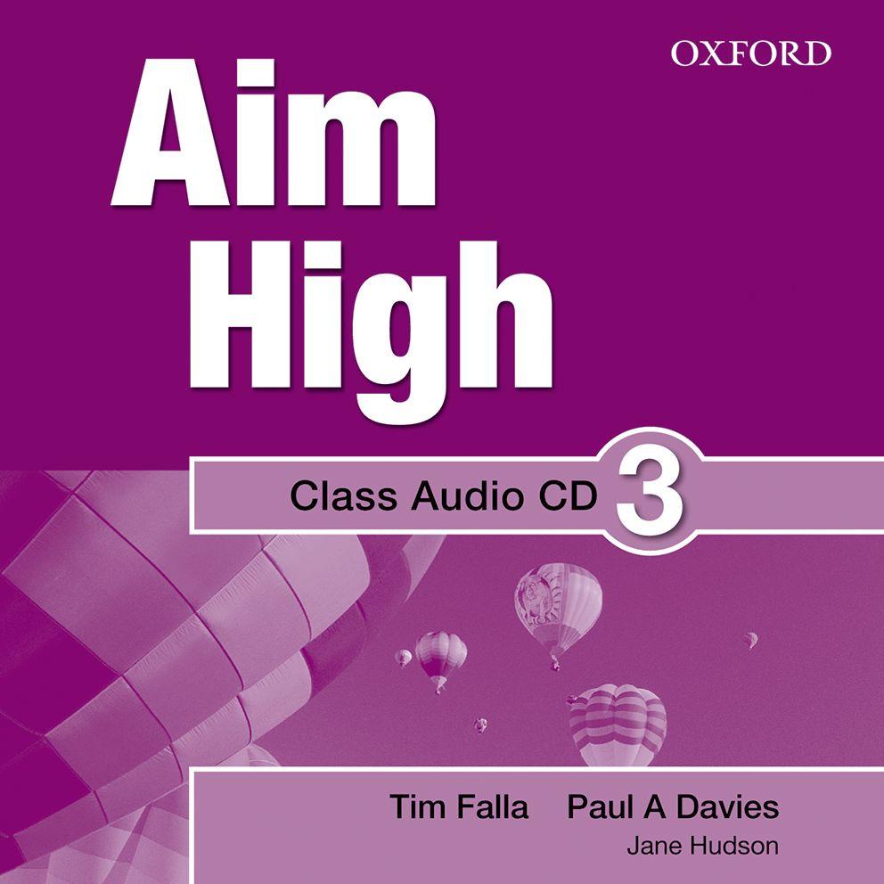 Оксфорд Aim High 3 Class CD