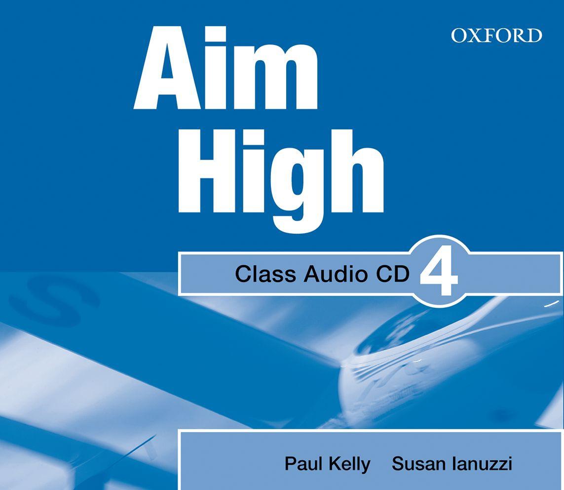 Оксфорд Aim High 5 Class CD