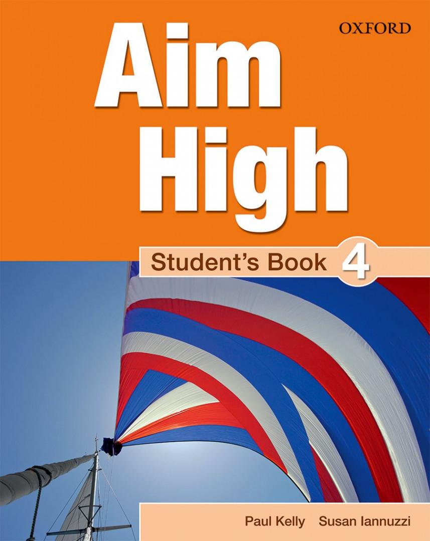 Оксфорд Aim High 4 Student Book