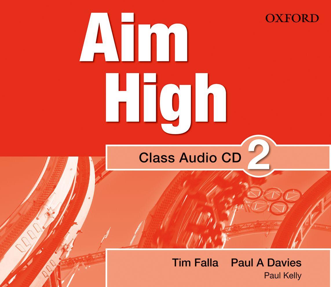 Оксфорд Aim High 2 Class CD