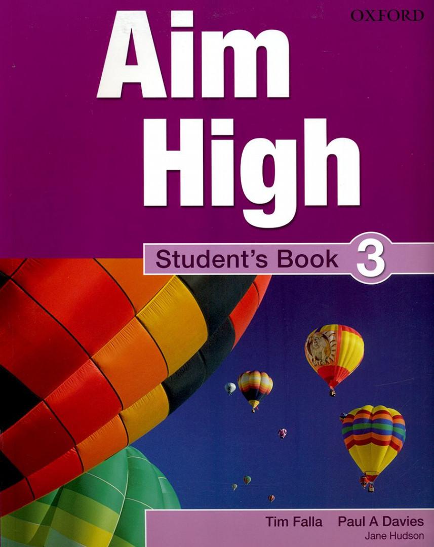 Оксфорд Aim High 3 Student Book