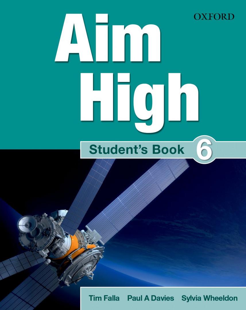 Оксфорд Aim High 6 Student Book