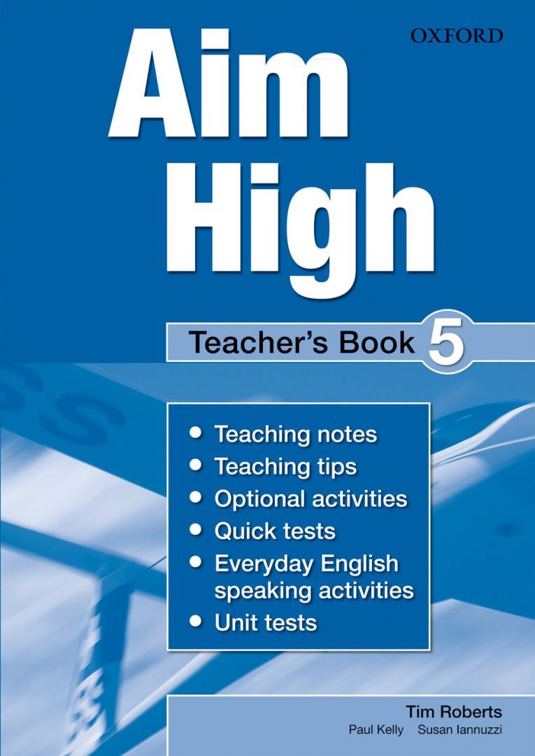 Оксфорд Aim High 5 Teacher's Book