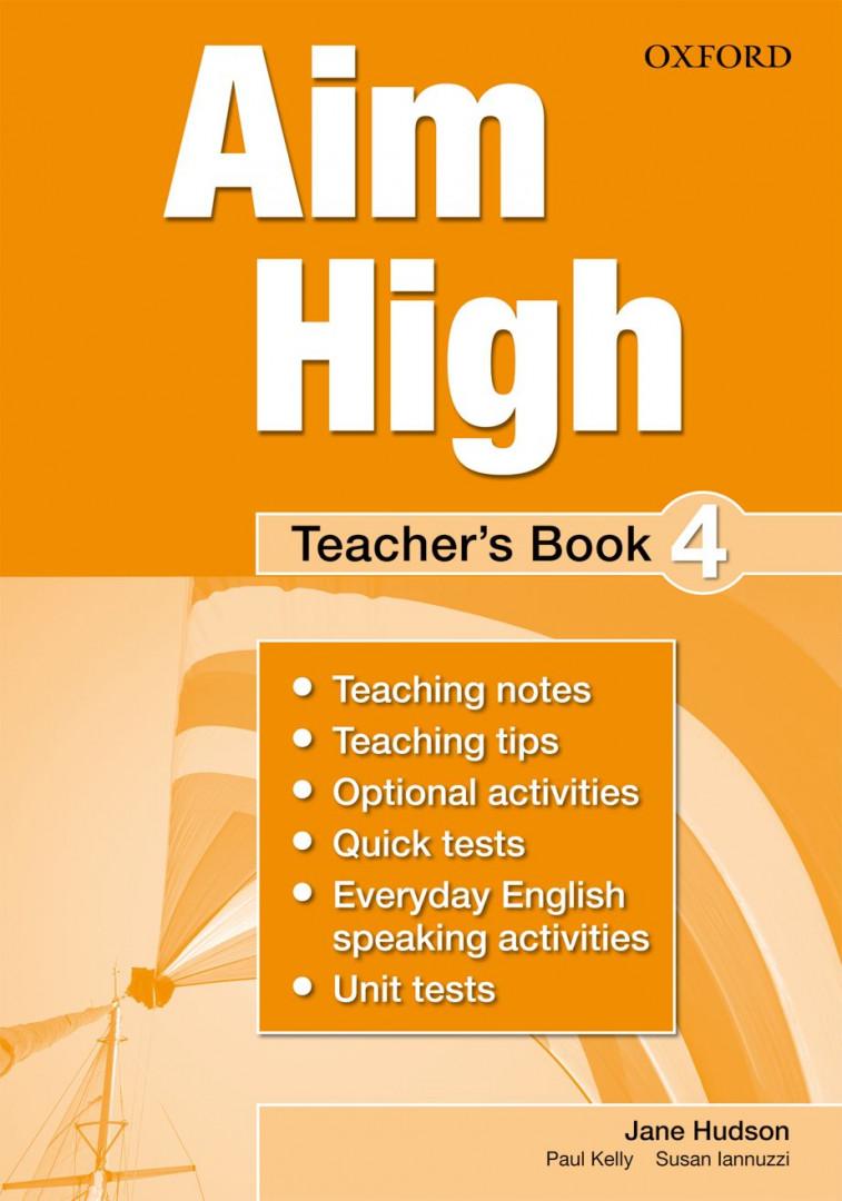 Оксфорд Aim High 4 Teacher's Book