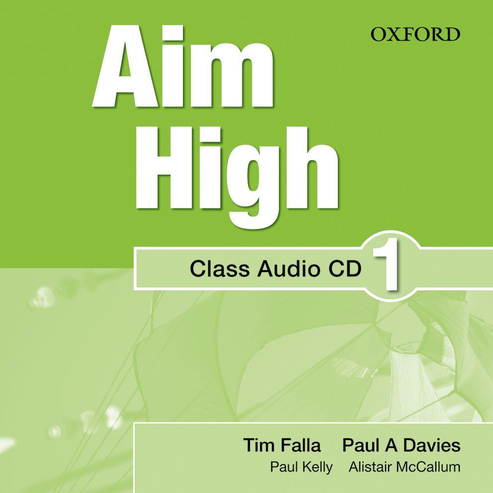 Оксфорд Aim High 1 Class CD