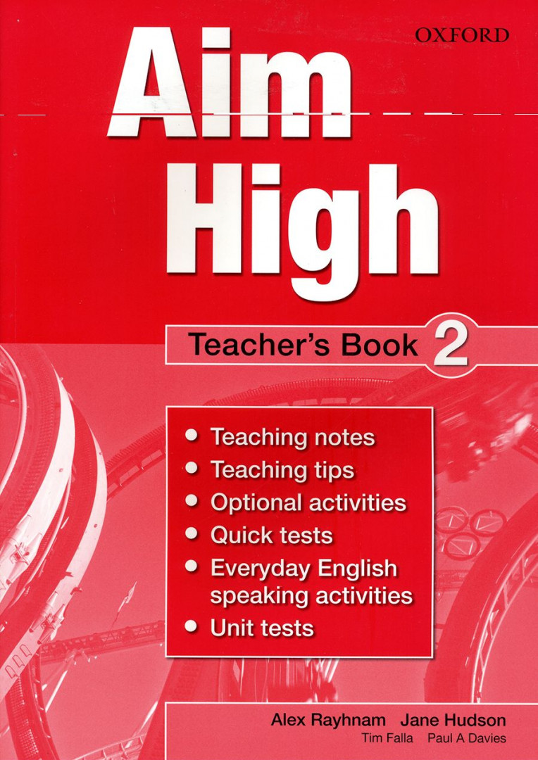 Оксфорд Aim High 2 Teacher's Book