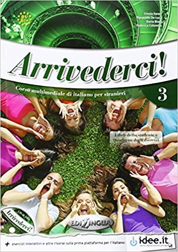 Arrivederci! : Libro + CD audio + DVD B1-B1+