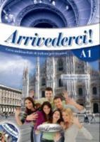 Arrivederci! : Libro + CD audio + DVD A1