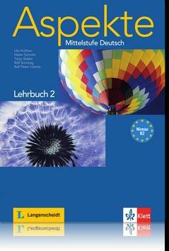 Aspekte 2 (B2)<br>Учебник по немски език