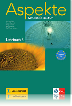 Aspekte 3 (C1)<br>Учебник по немски език