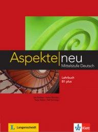 Aspekte neu B1 plus Lehrbuch.Учебник по немски език за ниво В1+.