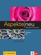 Aspekte neu B2 Lehrbuch.Учебник по немски език за ниво В2.