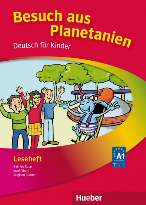 """Planetino 1 Leseheft """"Besuch aus Planetanien"""""""