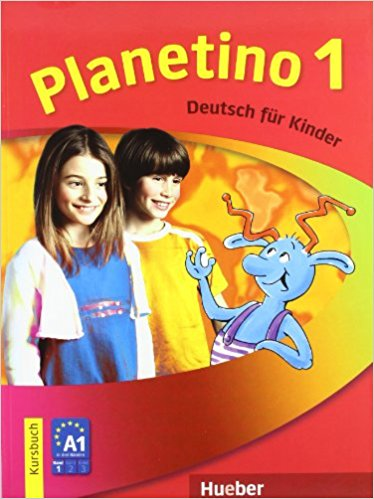 Planetino 1 Kursbuch.Учебник по немски език за 2 клас.Ниво А1