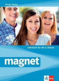 Magnet - Lehrbuch fur die 6.Klasse.Учебник по немски език за 6 клас.