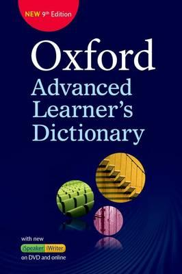 Oxford Advanced Learner's Dictionary.9th Edition with CD-ROM. The ultimate speaking and writing tool. Английски тълковен речник