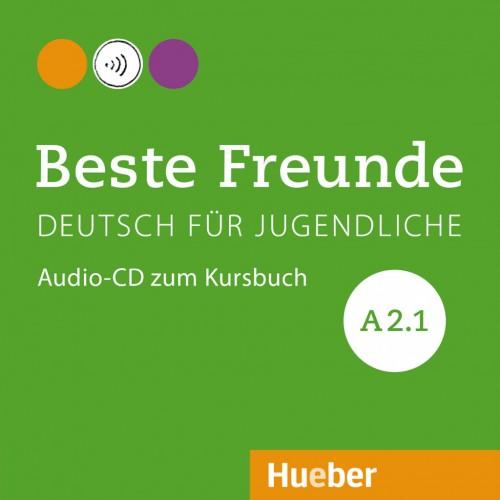 Beste Freunde A2/1 Audio-CD zum Kursbuch