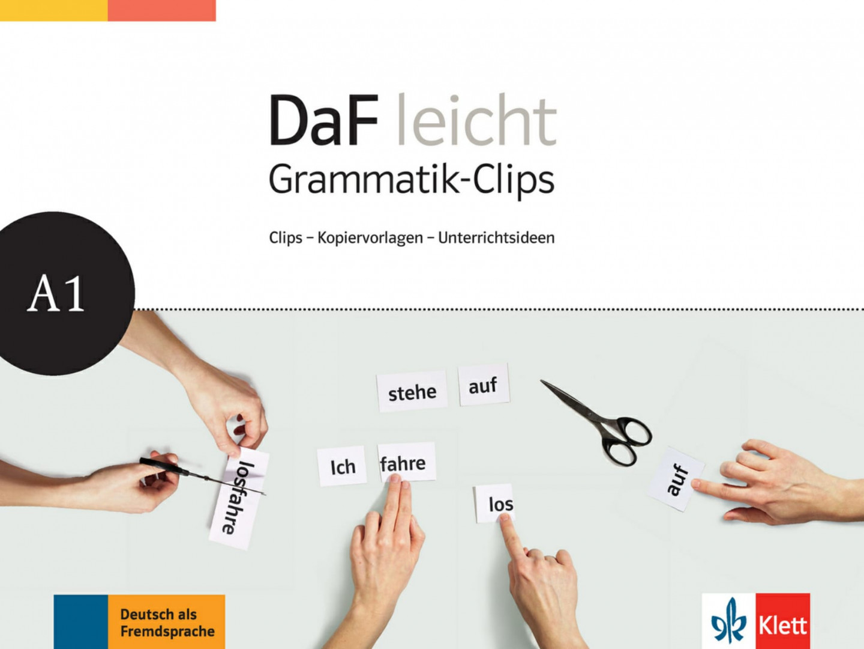 DaF Leicht A1 Grammatik-Clips