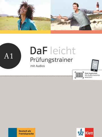 DaF leicht A1 Prüfungstrainer mit Audios