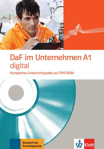 DaF im Unternehmen A1 digital DVD-ROM