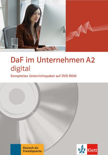 DaF im Unternehmen A2 digital DVD-ROM