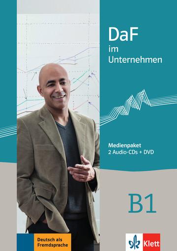 DaF im Unternehmen B1 Medienpaket (2 Audio-CDs mit DVD)