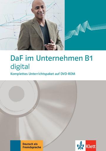 DaF im Unternehmen B1 digital DVD-ROM