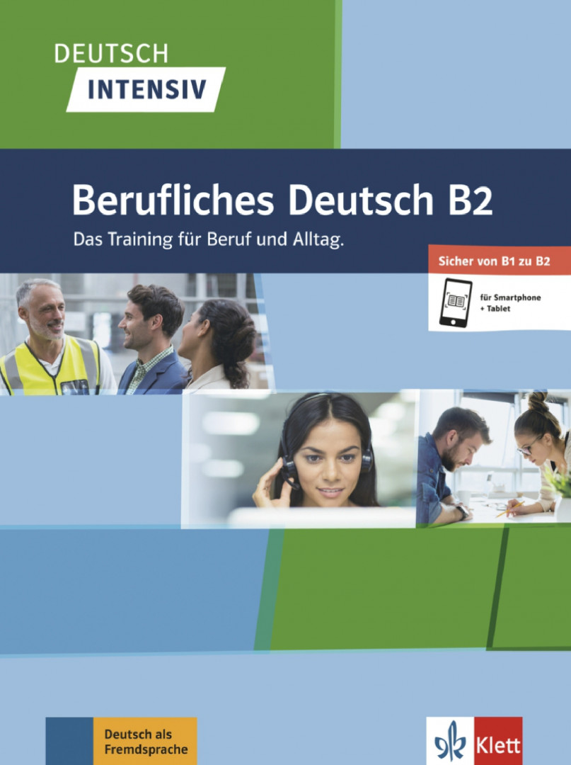 Deutsch intensiv Berufliches Deutsch B2