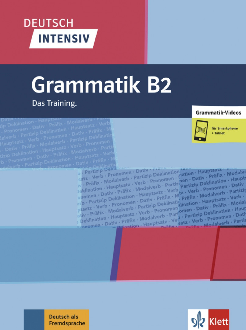 Deutsch intensiv Grammatik B2 Das Training. Buch + online