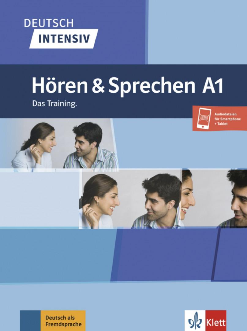 Deutsch intensiv Hören und Sprechen A1
