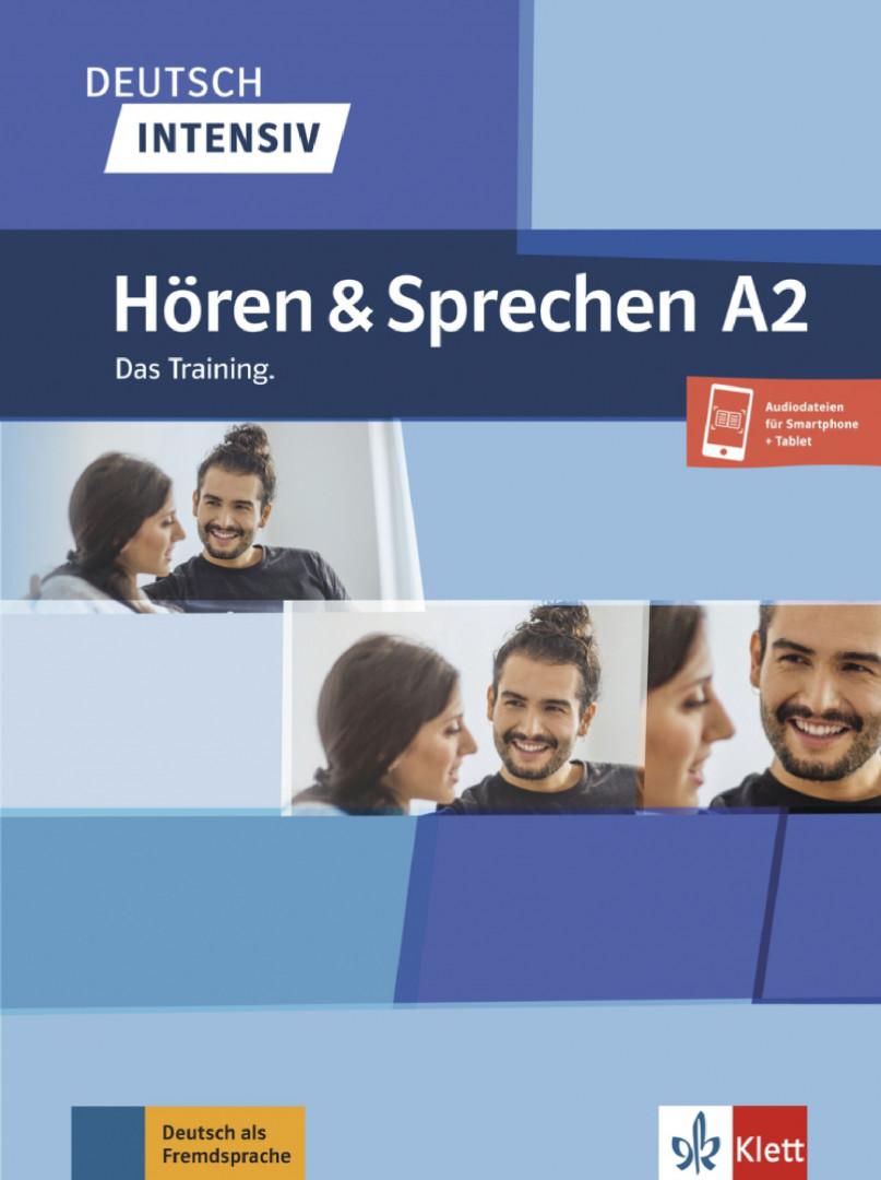Deutsch intensiv Horen und Sprechen A2