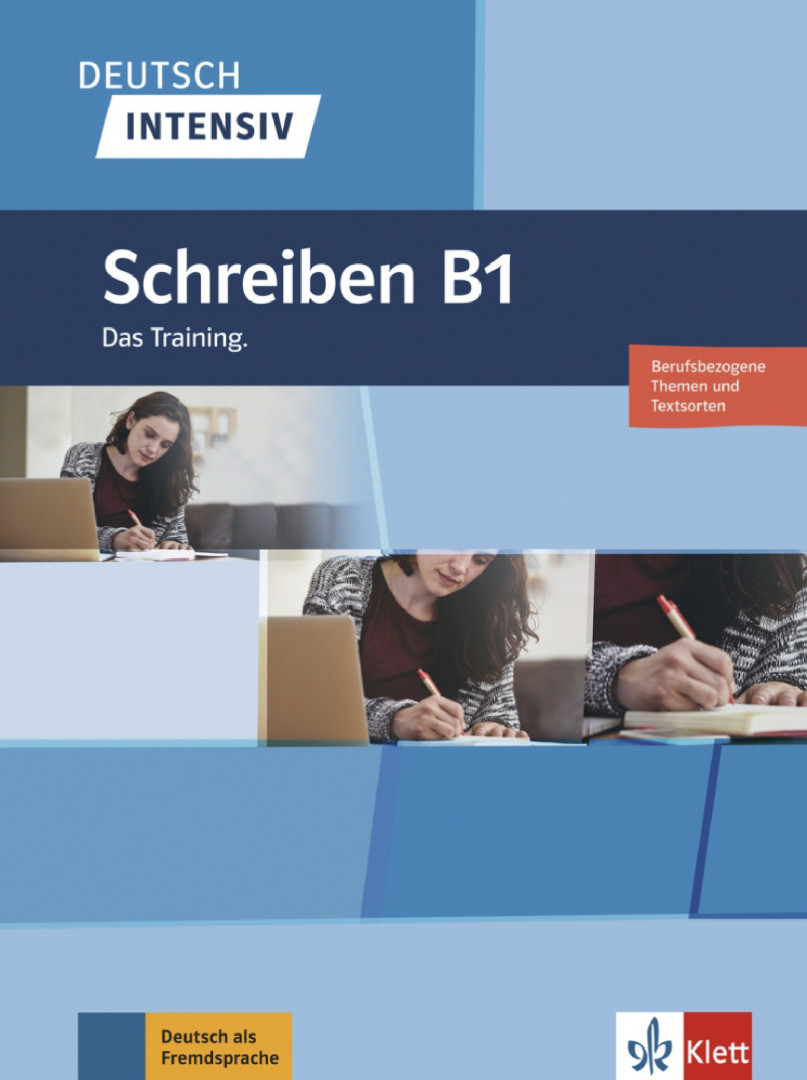 Deutsch intensiv Schreiben B1 Das Training.Buch + online