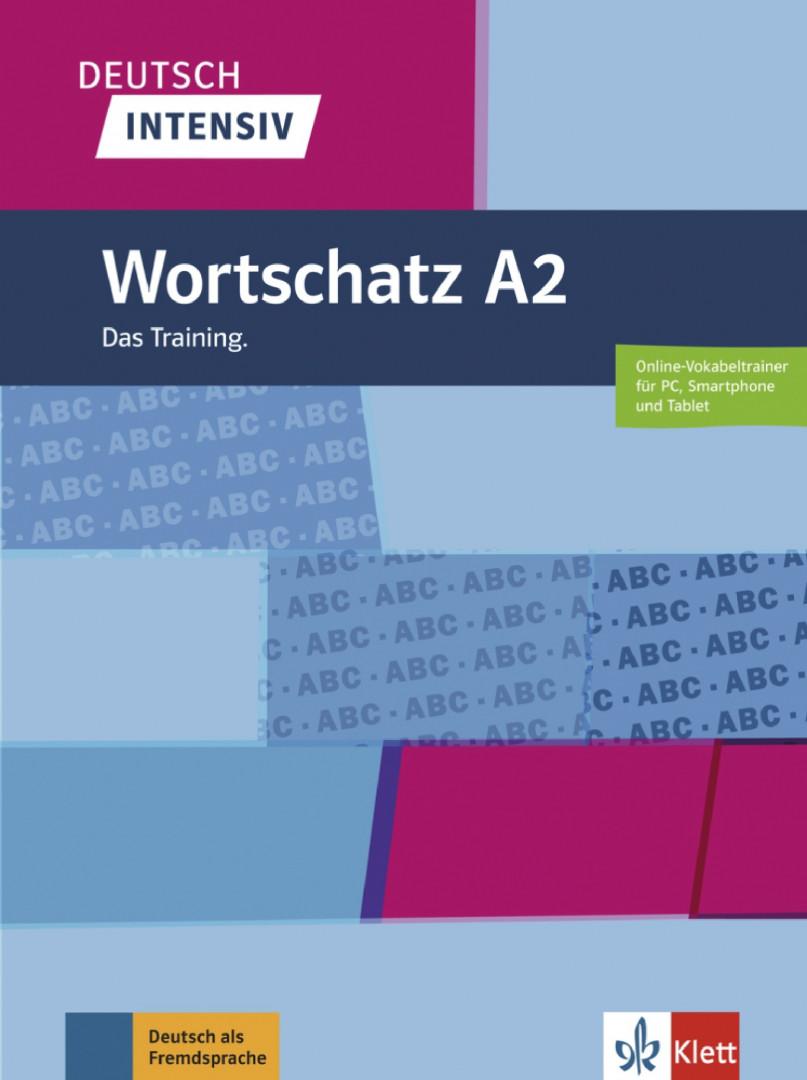 Deutsch intensiv Wortschatz A2 Das Training. Buch + online
