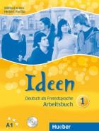 Ideen 1.Arbeitsbuch mit Audio-CD zum Arbeitsbuch.