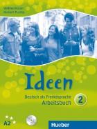 Ideen 2.Arbeitsbuch mit Audio-CD zum Arbeitsbuch.