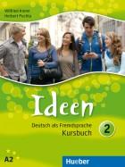 Ideen 2 Kursbuch. Учебник по немски език.