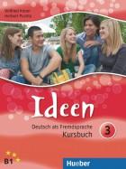 Ideen 3 Kursbuch. Учебник по немски език.