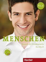 Menschen A1/2 Kursbuch mit DVD-ROM. Учебник по немски език с интегриран DVD-ROM.