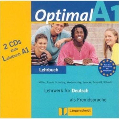 Optimal! - Niveau 1 Audio-CDs(2) zum Lehrbuch - Аудио дискове към учебника по немски език