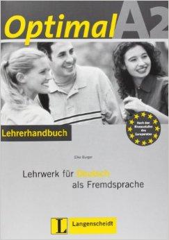 Optimal!  - Niveau 2 Lehrerhandbuch + CD-ROM - Ръководство за учителя по немски език