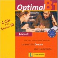 Optimal! - Niveau 3  Audio-CDs(2) zum Lehrbuch - Аудио дискове към учебника по немски език за ниво B1