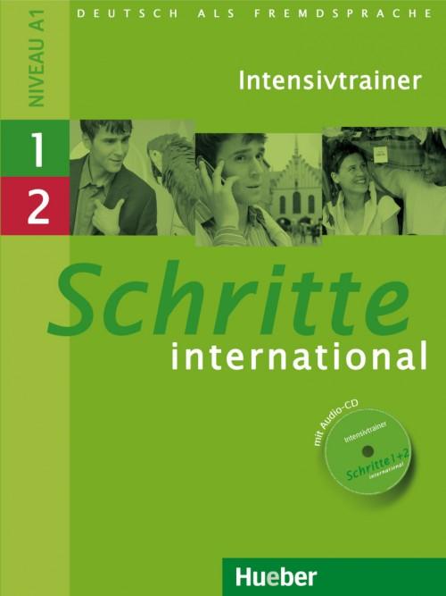 Schritte international 1+2 Intensivtrainer mit Audio-CD zu Band 1 und 2