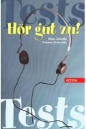 Сборник с тестове по немски език за 8. и 9. клас - Hör gut zu