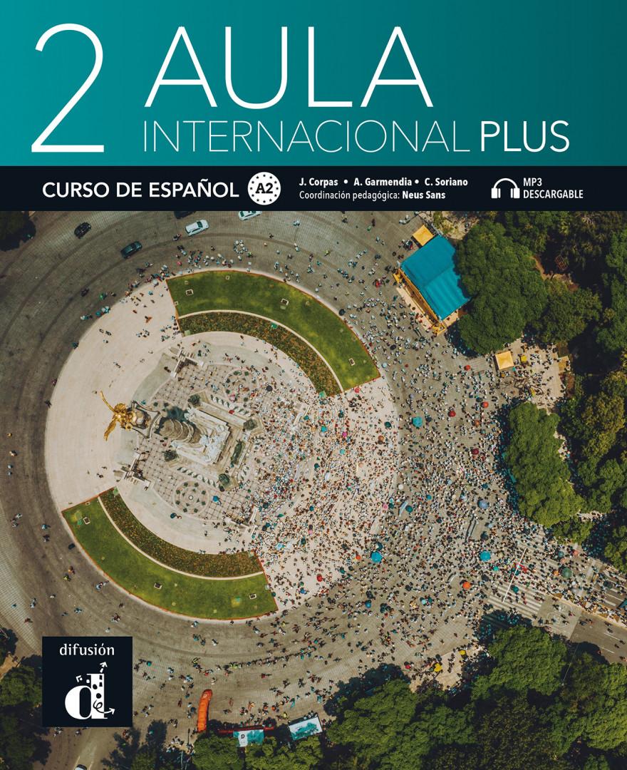 Aula internacional Plus 2 –Libro del alumno+ MP3 descargable (A2)
