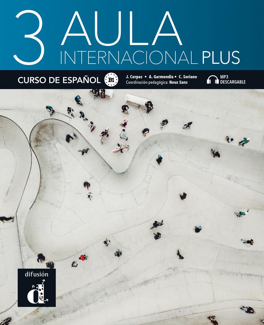 Aula internacional Plus 3 Libro del alumno + MP3 descargable (B1)